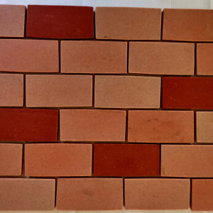 Staggered Brick 3×1.5 Matte Random