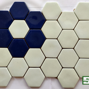 HEXA Big Glass White